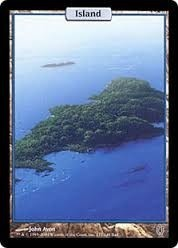 Cartas Magic The Gathering - Unhinged - Island Land