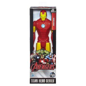 Iron Man Avengers Assemble Tintan Hero 100% Original Hasbro
