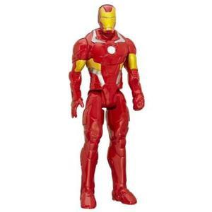 Iron Man, Capián América, Batman, Original De Hasbro 30