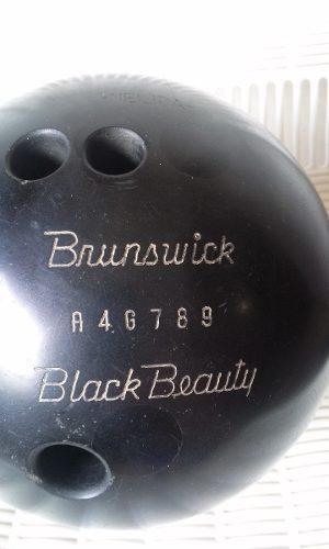 Pelota Bola De Bowling Brunswick