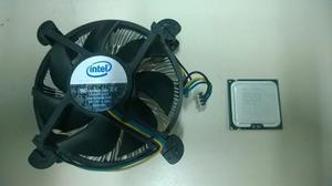 Procesador Intel Dual Core,con Fan Cooler En Perfecto Estado