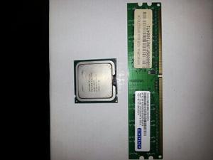 Procesador Pentium Dual Core 2.2ghz