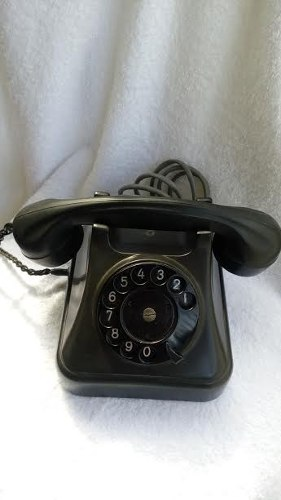 Teléfono Antiguo De Coleccion.