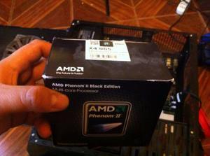 Vendo O Cambio Procesador Amd X Black Edition 4 Nucleos