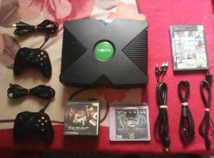 Xbox Clasico (100% Funcional)