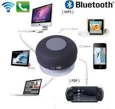 Corneta Bluetooth