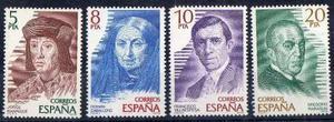Estampillas De España De