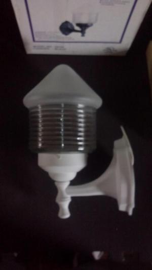 Lámparas de pared impermeables para exteriores