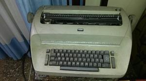 Maquina De Escribir Electrica Ibm Vendo O Cambio