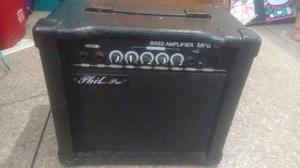Amplificador De Bajo Phil Pro Mpb 10