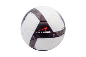 Balon De Futbol N5 Pluto Atletikus (blanco/negro)
