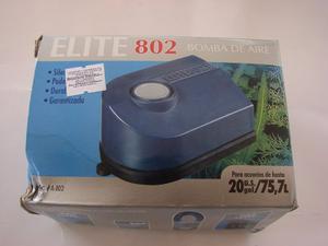 Bomba De Aire Para Pecera Elite 802