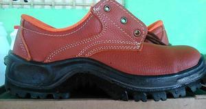 Botas De Seguridad Tipo Zapato Fion Talla 42