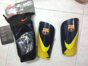 Canilleras Futbol Originales Nike Del Barcelona Futbol Club