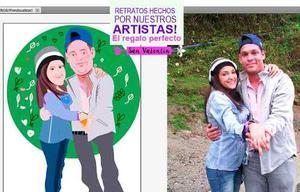 Comic, Caricatura, Ilustracion, Amor, Dia Del Amor Y Amistad