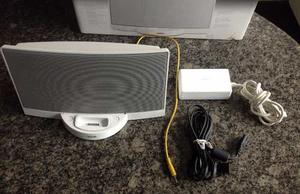Corneta Bose Sounddock Digital Music System Con Auxiliar