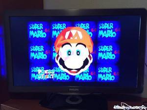 Excelente Juego Super Mario 64 Para Nintendo 64