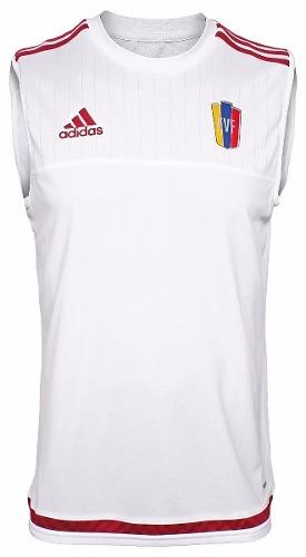 Franela Adidas Fvf Jsy (la Vinotinto) (M,xl)