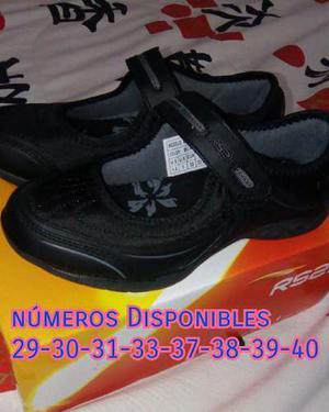 Gomas Zapato Deportivo Negro Rs21 Niñas Del 29 Al 40