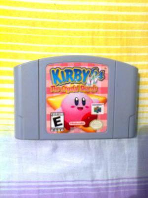 Juego De Kirby Para Nintendo 64