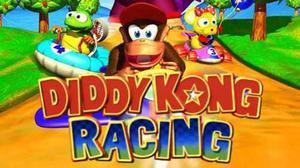 Juego De Nintendo 64 Diddy Kong Racing