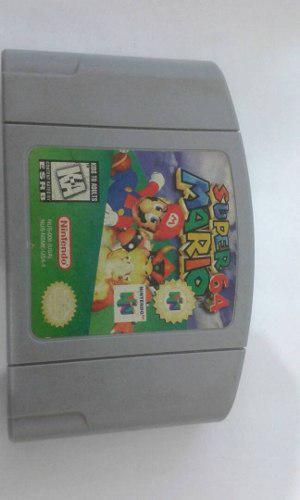 Juego De Nintendo 64 Original: Super Mario 64