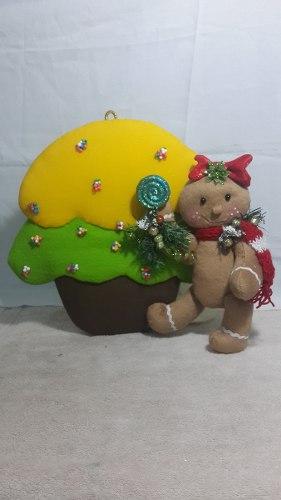 Muñeco Navidad Ponque