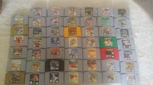 Oferta Juegos Nintendo 64 (lista En Descripción)