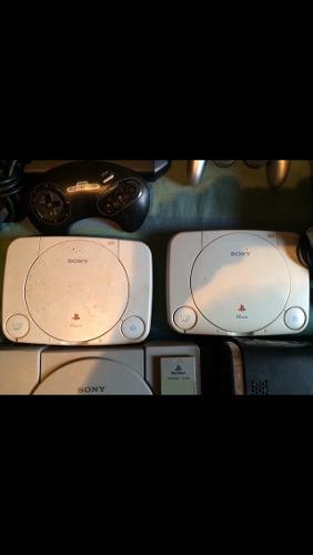 Playstation Psone Dos Por Un Solo Precio
