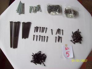 Tornillos para DryWall, Varios Tipos. Fijadores de Perfiles
