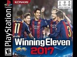 Vendo Juego De Winning Eleven  Catualizado Para Play 1