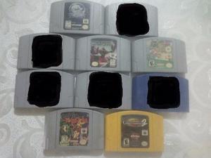 Vendo Nintendo 64 Con 5 Cintas Y Dos Controles