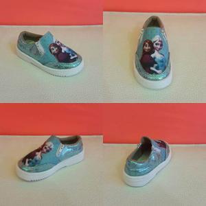 Zapatos De Frouzen De Niñas Al Mayor Y Detal Tallas: