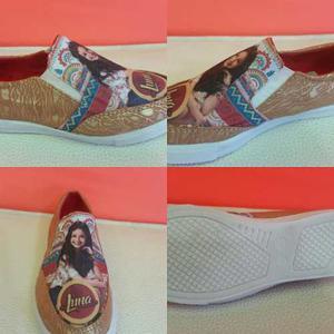 Zapatos De Soy Luna Para Niñas Talla:28 Hasta 35