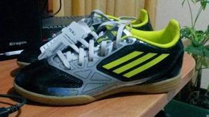 Zapatos Nike Mercurial Y Adidas F50 Microtacos Y Lisos
