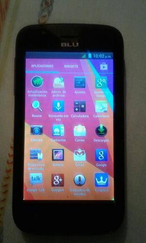 vendo Telefono Celular Blu Advance 4.0 M Android 6.0 Dual