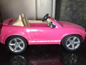 Carro Eléctrico Barbie