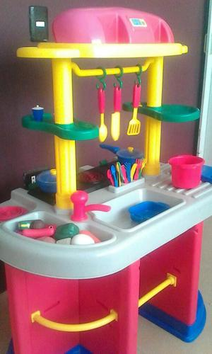 cocina de juguete para nia