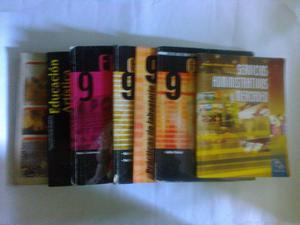 Colección De Libro De Bachillerato