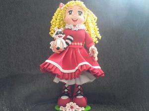 Elaboración de muñecas y adornos en Foami.