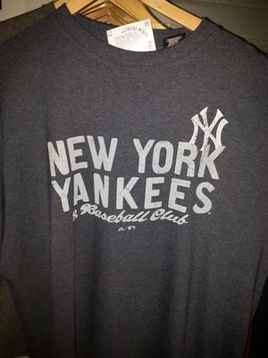 Franela de New York Yankees. Importada.