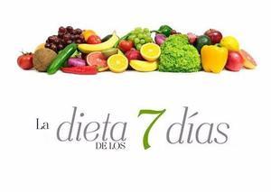 Guía Siete Días De Dieta Quema Grasa Pdf