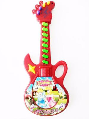 Guitarra Musical Infantil Para Niñas Mayor Y Detal Juguete