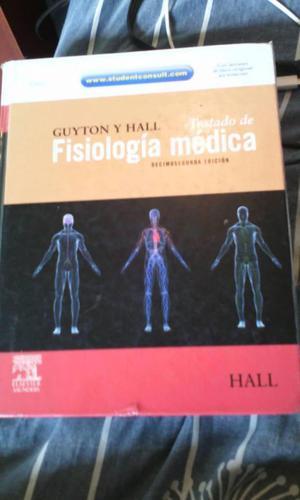 Libro de Fisiologia meica Gyton 12 Ed.