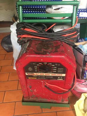 Maquina de Soldar Lincoln Ac225 Oferta