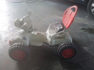Moto 4 Rueda Electrica Para Niños