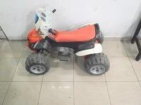 Moto 4 Ruedas De Pila