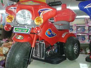 Moto De Bateria Para Ninos