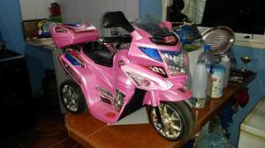 Moto Electrica Para Ninas