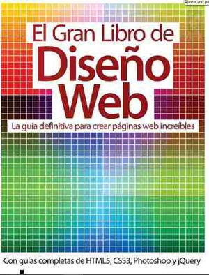 Revista Digital - El Gran Libro Del Diseño Web
